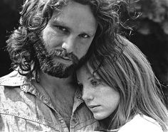 Jim Morrison and Pam