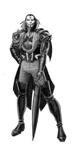Mr. Sinister - Dustin Weaver - Marvel