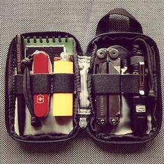 Maxpedition Micro Pocket Organizer - EDC everyday carry item pouch organizer