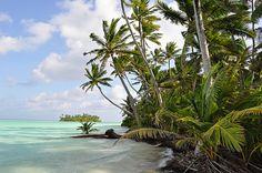 Cocos Island - Maria Island from Pulu Keeling by Parks Australia, via Flickr