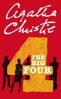Agatha Christie's The Big Four (Hercule Poirot, #5) - goodreads book reviews