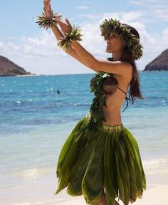 """Hula expresses all that we see, hear, smell, taste, touch and fee. Hula is life."" Visit the Royal Hawaiian Shopping Center on Tuesdays and Thursdays for a free Hula Lesson. Hawaiian Girls, Hawaiian Dancers, Hawaiian Luau, Polynesian Dance, Polynesian Culture, Vestidos Luau, Hawaiian Costume, Tahitian Dance, Hawaian Party"