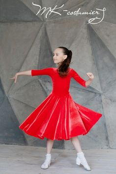 Rated dress for ballroom dancing by MK-costumier. Different colours & different sizes. Delivery to any country