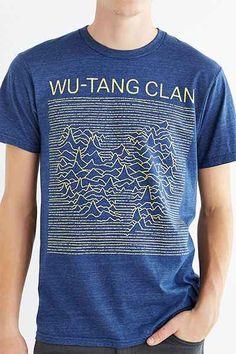 Wu-Tang Pulsar Tee - Urban Outfitters