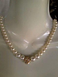 Collar de perlas