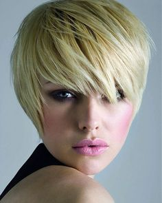 cute short haircuts for narrow faces - Cute short hairstyles for ...
