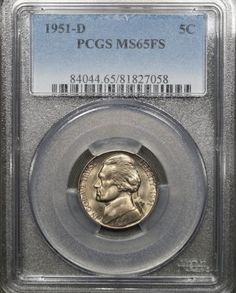 1938-P JEFFERSON NICKEL ✪ PCGS MS-66-FS ✪ 5C UNCIRCULATED FULL STEPS ◢TRUSTED◣