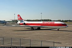 Aerospatiale SE-210 Caravelle 12 aircraft picture -Vintage flying!