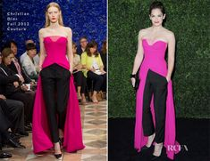Ruth Wilson In Christian Dior Couture - London Evening Standard Theatre Awards