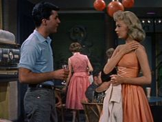 I was in love with him......  Gidget, 1959 - Sandra Dee
