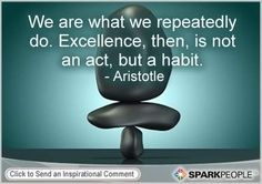 Motivational Quote by Aristotle pithy-words