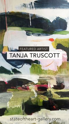 View Tanja Truscott's abstract paintings available online at StateoftheART Gallery. Canvas Painting Landscape, Large Painting, Abstract Paintings, Abstract Art, University Of Cape Town, Physical Environment, South African Artists, Teaching Art, Abstract Expressionism