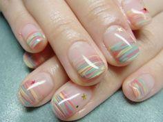 Необычный маникюр (100 фото) - Дизайн ногтей