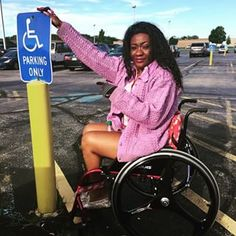 Having to confront people who wrongly park in disabled parking spaces. | 23 Things That People In Wheelchairs Have To Cope With