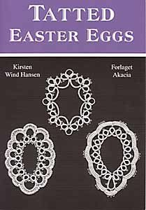 Gallery.ru / Фото #1 - Tatted Easter Eggs - mula