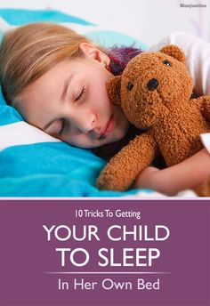 Getting kids to sleep is a battle. And getting them to sleep in their very own bed? Here are 10 tricks on how to get child to sleep in own bed. There are ..