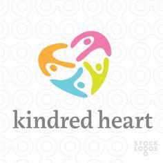 kindred heart logo | StockLogos.com