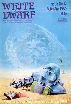 White Dwarf 17 (1980)