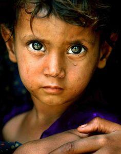 Magical & sad eyes