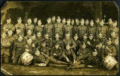 Kings own Scottish Borderers 1915