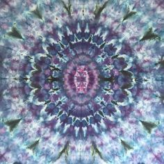 """Purple Abyss"" - Check out this item in my Etsy shop https://www.etsy.com/listing/262514197/trippy-mandala-tie-dye-tapestry-wall"