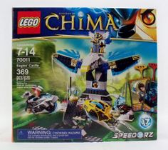 LEGO Legends Of Chima Eagles Castle Set 70011  New In Sealed Box Retired