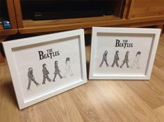 The Beatles - Abbey Road on Behance