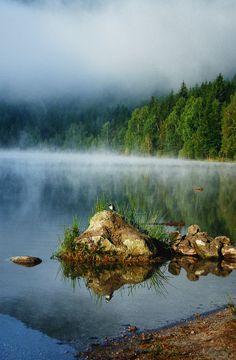 Carpathian Mountains, Romania.