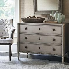 $1540   Etienne Chest of Drawers