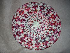 @Lauren Cuadra-- Here's the hat pattern I was telling you about. Argyle!