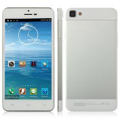 MTK Phone Spec: Tengda X3SW- MTK6582 Quad Core 1.3GHz 1GB Ram 5.0i...