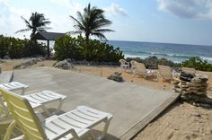 Cayman Brac, ocean front, 4 bedroom