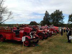 Vintage Firetrucks