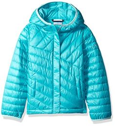 Columbia Little Girls' Powder Lite Puffer, Miami - http://our-shopping-store.com/apparel-and-accessories.asp