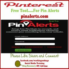 Pinterest Tip , have you a Pinterest Tip You would like to share . Social Media Training  Dublin