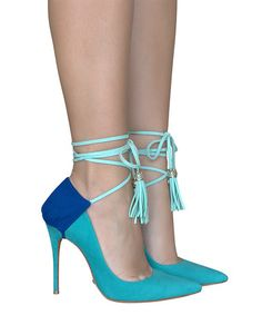 Another great find on #zulily! Blue Crush Shoe Charm #zulilyfinds