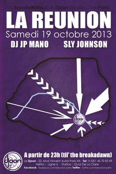 LA REUNION - 19 Octobre 2013