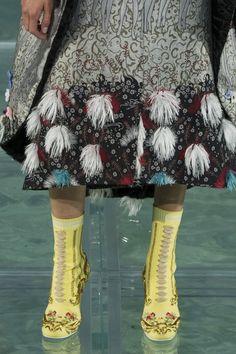 ENHANCE U FASHION DETAIL Fendi | Haute Couture | Fall 2016  Runway Designers
