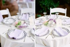 Floating blooms of lilac McGill_Rose_Garden_Wedding_Charlotte_62