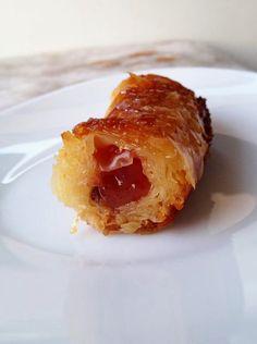 Bulgarian Desserts, Bulgarian Recipes, Bulgarian Food, Cake Recipes, Dessert Recipes, Dessert Ideas, Ginger Cookies, Parfait, Deserts