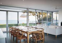 27 Modern and Minimalist Prefab Homes via Brit + Co.