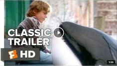 Watch the movie trailer. Available via youtube.com. Best Kid Movies, Good Movies, Classic Trailers, Movie Trailers, Adrien Brody Movies, Throwback Movies, Lori Petty, Free Willy, Children's Films