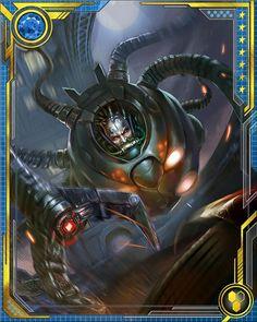 RPGOTG - [2099] Doctor Octopus+