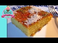 ▶ Nefis Portakallı Revani / Revani Tarifi - YouTube