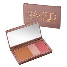 Naked Flushed in color