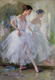 """Konstantin Razumov (""""Константин Разумов"""") (b.1974) is a Russian impressionist painter."""