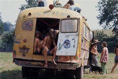1969 Woodstock by Henry Diltz ☮༺♥༻~ Hippie Soul ~༺♥༻☮
