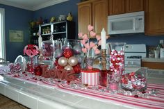 Particularly Practically Pretty: Valentine's Decorations #bhgstylemakers
