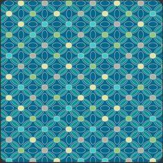 Art Gallery-Revive-Blue Restful Medallions RE-7727