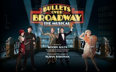 Bullets Over Broadway, Musical. 2014